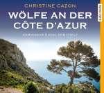 Wölfe an der Côte D'Azur Cover