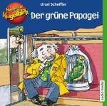 Der grüne Papagei Cover