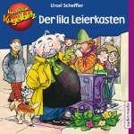 Kommissar Kugelblitz - der lila Leierkasten  Cover