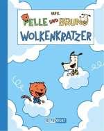 Pelle und Bruno - Wolkenkratzer Cover