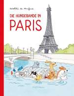 Die Hundebande in Paris Cover