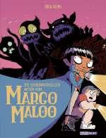 Die geheimnisvollen Akten von Margo Maloo (1) Cover