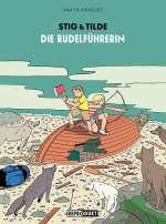 Die Rudelführerin Cover