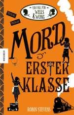 Mord erster Klasse Cover