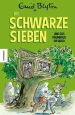 Die Schwarze Sieben und das Baumhaus im Wald Cover
