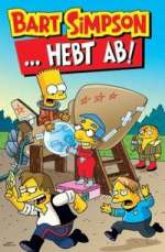 Bart Simpson: Hebt ab! Cover