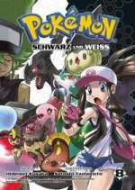 Pokémon Schwarz und Weiss  Cover