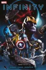 Infinity (1) Cover