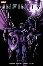 Infinity - Band 2 Cover