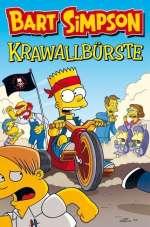 Bart Simpson: Krawallbürste Cover