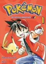 Pokémon - Die ersten Abenteuer (1) Cover