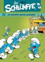 Die Schlümpfe und die lila Bohne (Comic) Cover