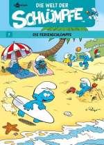 Die Ferienschlümpfe Cover