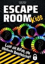 Escape Room Kids Cover
