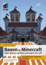 Lets Play - Bauen in Minecraft Cover