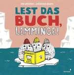 Lest das Buch, Lemminge! Cover