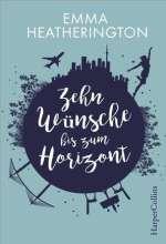 Zehn Wünsche bis zum Horizont Cover