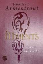 dark elements Band 2 - eiskalte Sehnsucht Cover