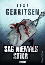 Sag niemals stirb Cover