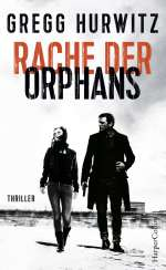 Rache der Orphans Cover