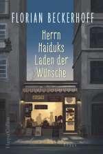 Herrn Haiduks Laden der Wünsche Cover