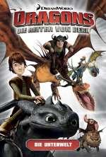 Die Reiter von Berk - Die Unterwelt (Comic) Cover