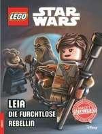 Leia die furchtlose Rebellin Cover