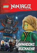 Garmadons Rückkehr Cover
