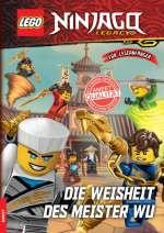 LEGO® NINJAGO® Die Weisheit des Meister Wu Cover