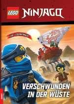 LEGO NINJAGO - Verschwunden in der Wüste Cover