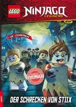 LEGO NINJAGO LEGACY - der Schrecken von Stiix Cover