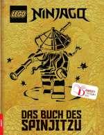 LEGO® NINJAGO® – Das Buch des Spinjitzu (Jubiläumsausgabe) Cover