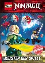 Meister der Spiele Cover
