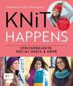 Knit happens – Stricken mit Susi Strickliesel Cover