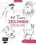 99 Tiere zeichnen Cover