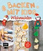 Backen mit Kids - Weihnachten Cover