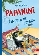 Pinguin in Gefahr Cover