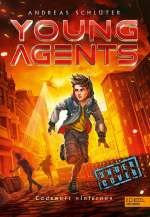 "Young Agents 3 ; Codewort ""Inferno"" Cover"