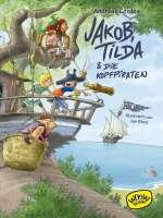 Jakob, Tilda und die Kopfpiraten Cover