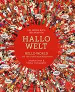 Hallo Welt, hello world ... und viele andere Begrüßungswörter Cover