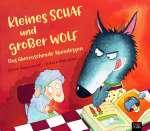 Kleines Schaf und grosser Wolf Cover