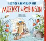 Lustige Abenteuer mit Mozart & Robinson Cover