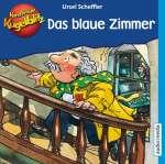 Kommissar Kugelblitz - das blaue Zimmer Cover