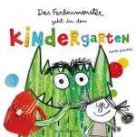 Das Farbenmonster geht in den Kindergarten Cover