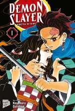 Demon Slayer (1) Cover