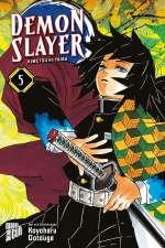 Demon Slayer (5) Cover