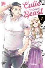 Cutie and the beast Cover