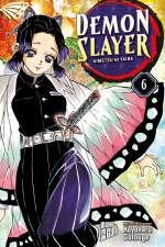 Demon Slayer (6) Cover