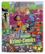 GEOlino Wadenbeißer - Geniale Krimi-Comics Band 8 Cover