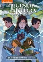 Die Legende von Korra Cover